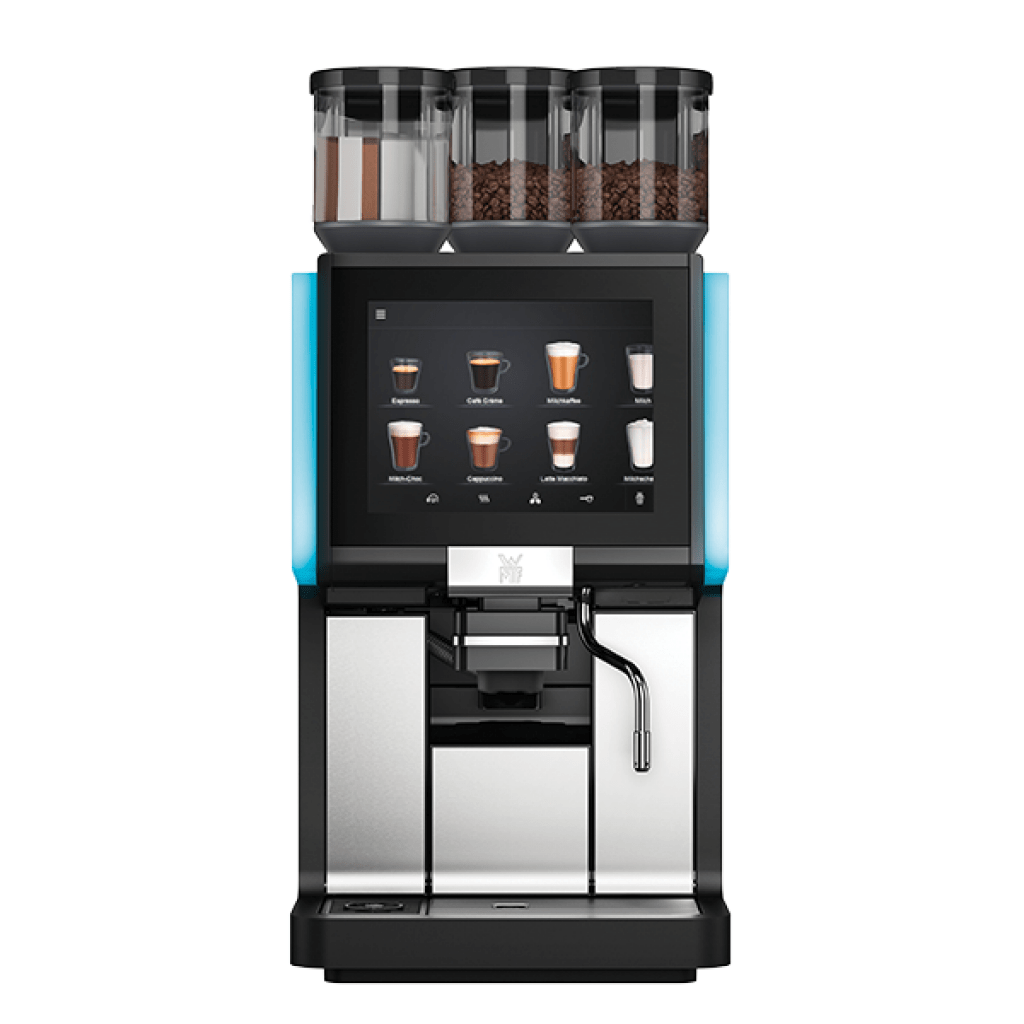 WMF 1500s+ Bean to cup machine