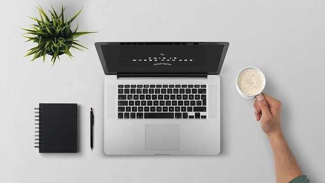 Laptop Break Coffee Technology  - Free-Photos / Pixabay