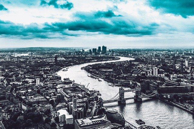 London City England Architecture  - AJS1 / Pixabay