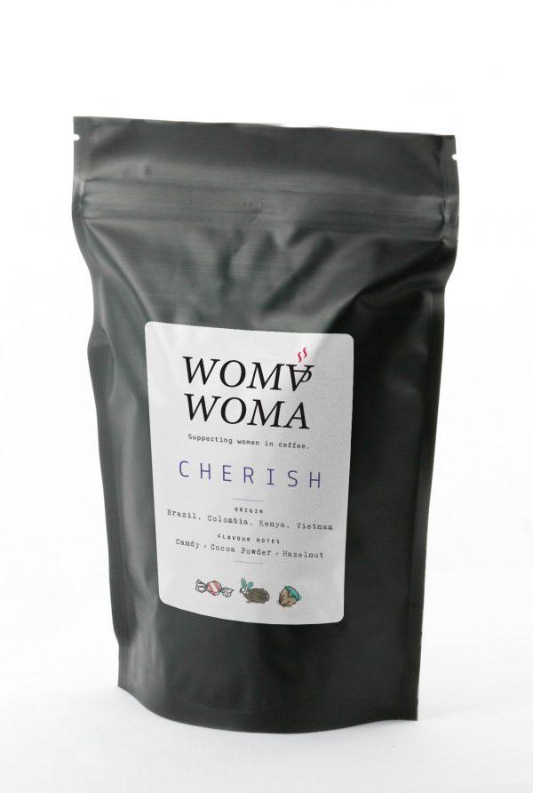 Cherish Blk bag
