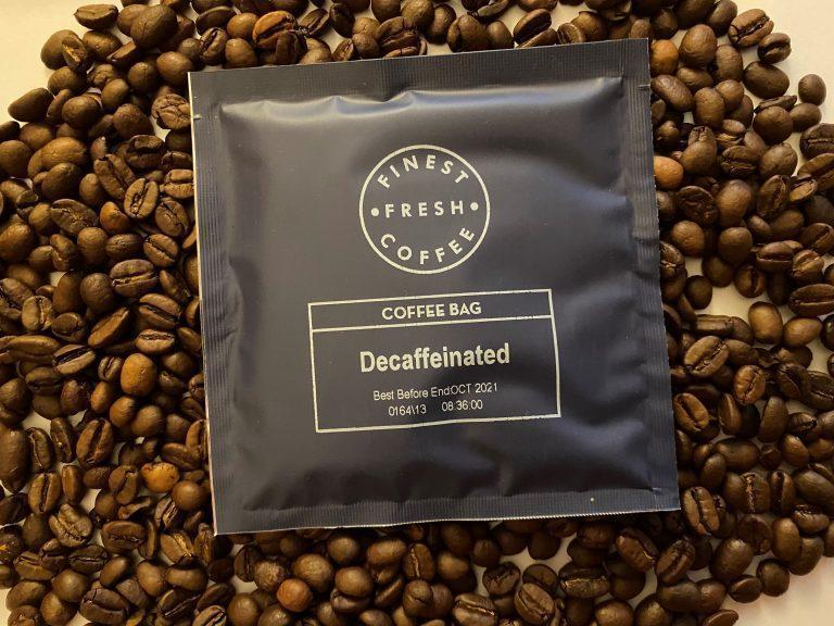 DEACF COFFEE BAG
