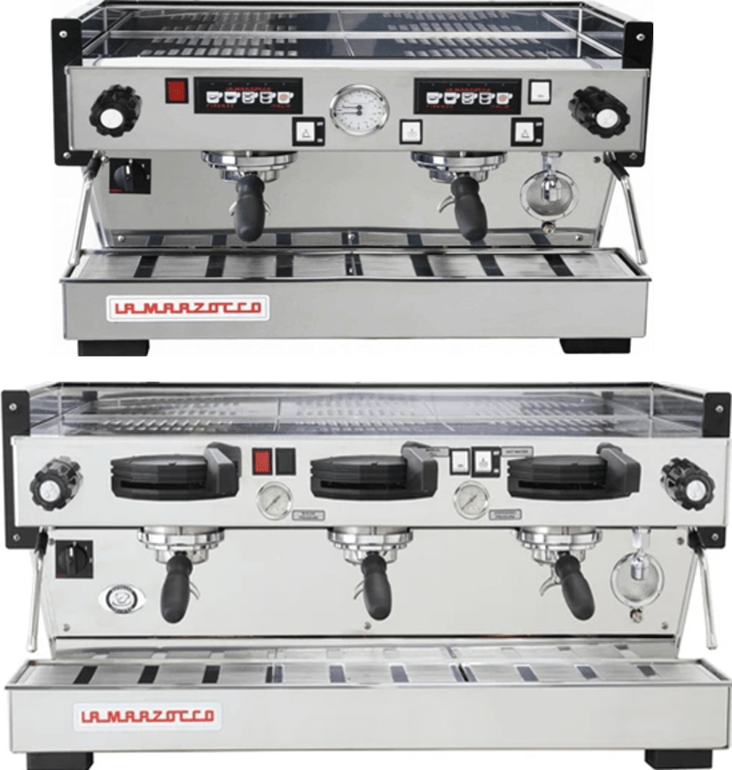 espresso machine for gallery