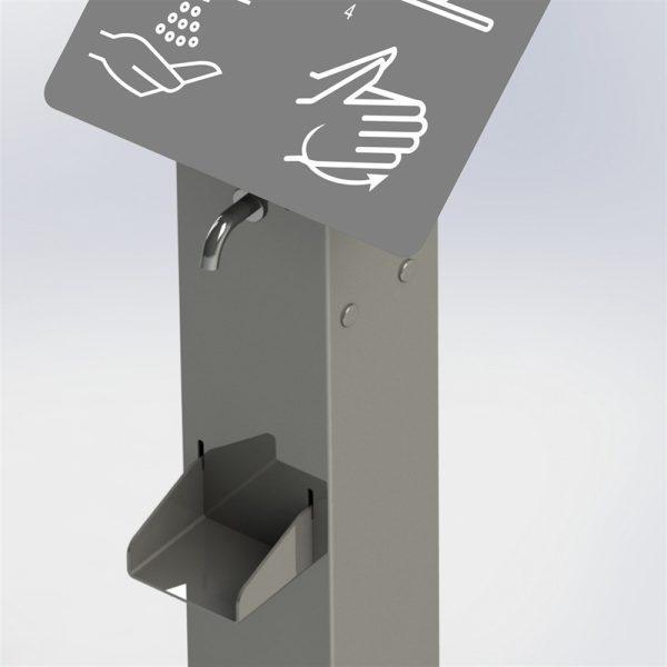 Bravilor Disinfection Station