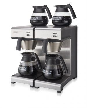 Bravilor Bonamat Mondo Twin Filter Coffee Machine