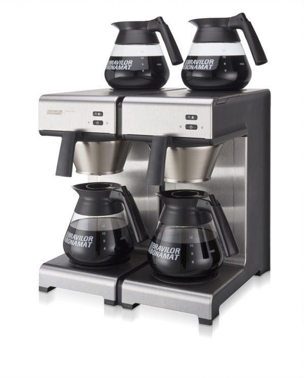 Bravilor Bonamat Mondo Twin Filter Coffee Machine