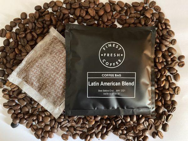 Latin America blend