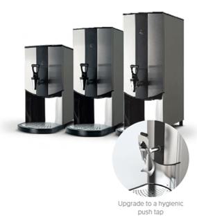 Counter top water boiler