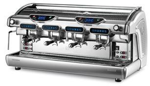 Galileo Espresso Machine