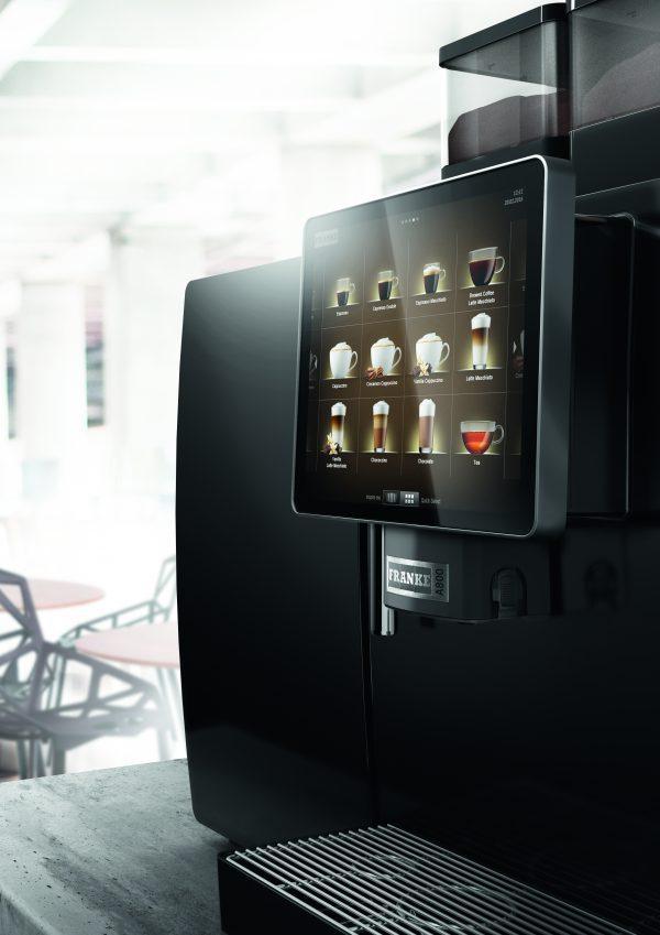Franke A800 Bean to cup coffee machine