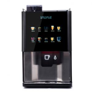 Coffetek Vitro X3 bean t cup coffee machine, powdered milk, London, UK